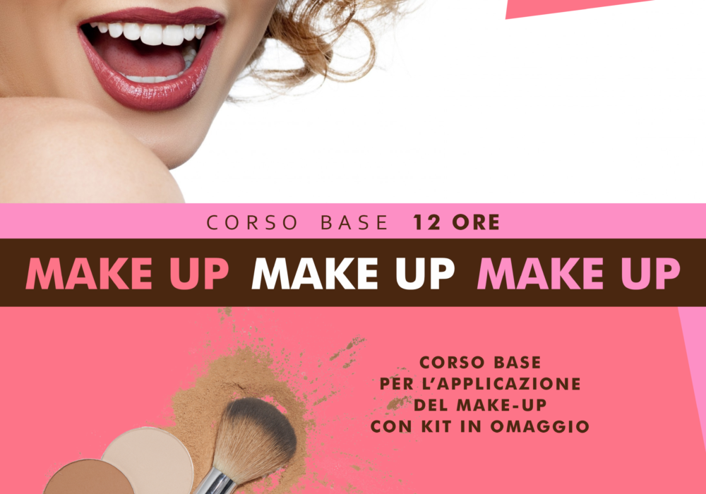 Corso Base Make Up