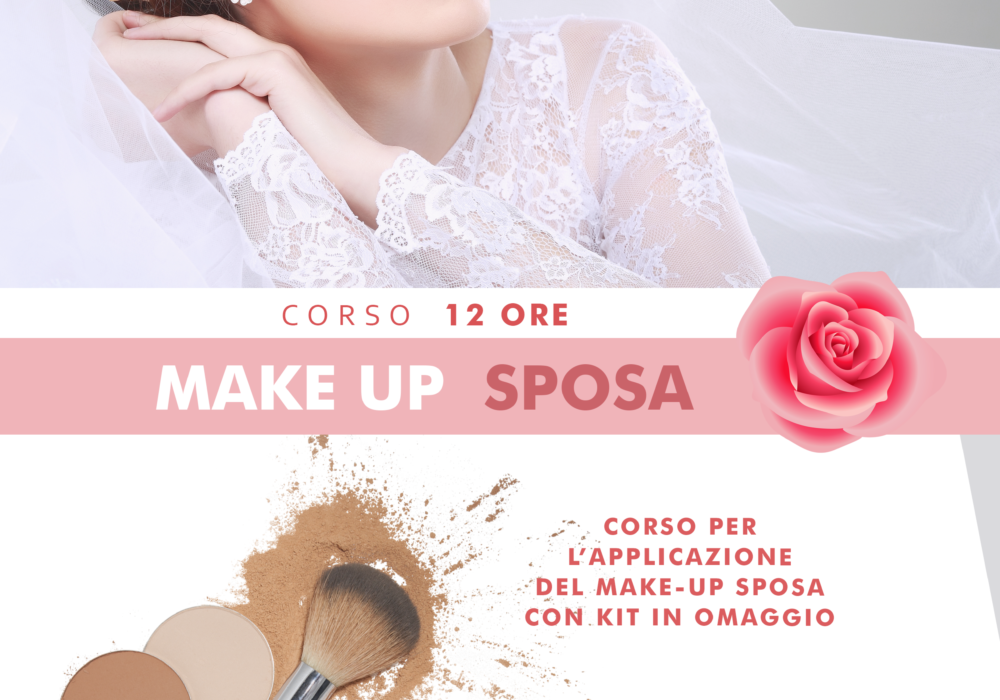 Corso Make Up Sposa